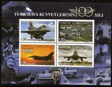 TURKEY MNH 2011 The 100th Anniversary of the Turkish Air Force