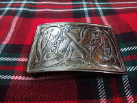 TC NEW SCOTTISH CELTIC KILT BELT BUCKLE ANTIQUE FINISH/KILT BELT BUCKLE CELTIC