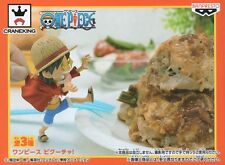 Banpresto One Piece Pikucha Photo Display PVC Figure ~ Monkey D. Luffy BP36455