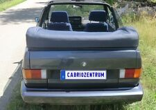 VW Golf 1 Roadster Convertible Cubierta original Material azul (colores posibles