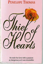 THIEF OF HEARTS by PENELOPE THOMAS (1994 paperback)