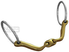 "Neue Schule Verbindend Loose Ring Snaffle 5.5"" -12mm Mouth Piece -  NEW!!"