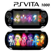 Vinyl Decal Skin Sticker for Sony PS Vita PSV 1000 Little Pony Friendship 2