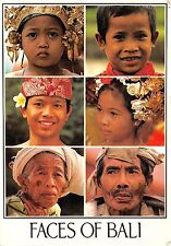 BR5835 Bali Faces of Bali  indonesia
