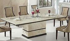 American Eagle DT-H28 Tan Marble Top Dining Table