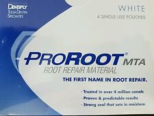 Pro Root Proroot MTA Root Canal Repair Material White Dentsply Tulsa 4 Treatment