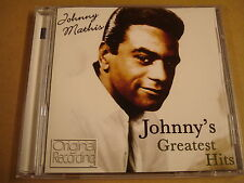 CD / JOHNNY MATHIS - JOHNNY'S GREATEST HITS