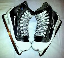 Bauer Supreme One55 junior goalie hockey skates size 4 D