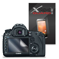 6-Pack Clear HD XtremeGuard HI-DEF Screen Protector Cover For Canon 5D Mark III