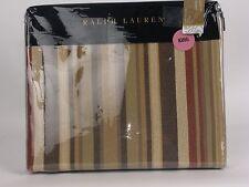 Ralph Lauren BELLOSGUARDO STRIPE King Blanket NIP