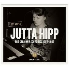 Hipp: German Recordings 1952-1955-Lost Tapes, New Music