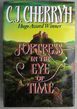 Fortress in the Eye of Time (Fortress #1-3) by C.J. Cherryh (3) HC LOT (BCE)