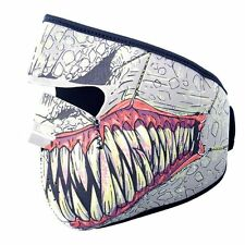 US Cool Motorcycle Thermal Balaclava Neck Winter Ski Half Full Face Mask Cover