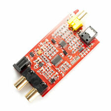 24Bit/192Khz DAC Digital Optical Coaxial to Analog RCA Audio Converter Board