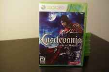 Castlevania: Lords of Shadow (Microsoft Xbox 360, 2010) New / Factory Sealed