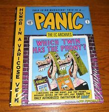 EC Archives Panic Volume 1, SEALED, Dark Horse Comics, Basil Wolverton, Mad