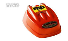 NEW! Danelectro D4 Fab Echo Guitar  Pedal D-4 Slapback Slap Delay/Reverb Orange