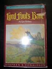 Lord Foul's Bane Stephen Donaldson 1st Holt