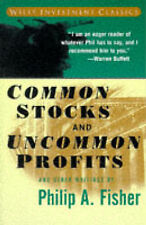 Common Stocks and Uncommon Profits by Philip A. Fisher (Paperback, 1996)