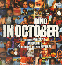 DINO - In October (Coccoluto & Martinez Dub Duo Remix) - Ego Music