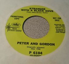 Peter & Gordon ‎– There's No Living Without Your Loving ~ Promo ~ (VG+)
