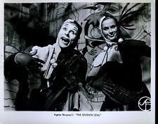 Bibi Andesson Ingmar Bergman Seventh Seal American Original 8x10 Photo Z624