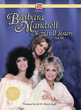 The Best of Barbara Mandrell and the Mandrell Sisters Show DVD 2 DISC SET