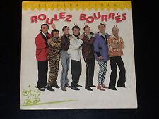 45 tours SP - AU BONHEUR DES DAMES - ROULEZ BOURRES - 1988