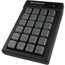 Genovation Controlpad Cp24-usbhid - Cable - Black - Usb - 24 Key - Computer -