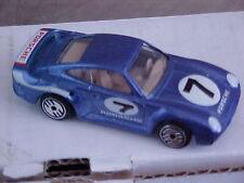 Hot Wheels Blue Porsche 959 Mattel Toy Club