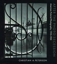 After the Photo-Secession: American Pictorial Photography, 1910-1955-ExLibrary