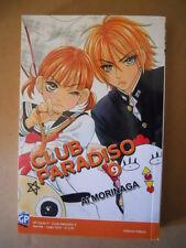 Club Paradiso Vol.9 2010 AI Morinaga edizione Gp Manga  [G718]