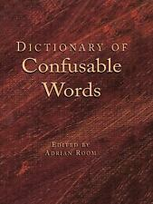 Dictionary of Confusable Words-ExLibrary