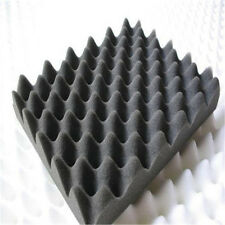 New 25X25X5CM Studio Acoustic Foam Sound Absorption Treatment Panel Tile Wedge