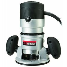 Drill Master Plunge Router 2 HP Fixed Base Router