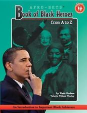 Book of Black Heroes from A to Z: An Introduction to Important Black Achievers f