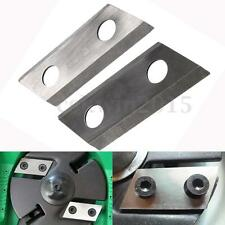 One Pair Garden Shredder Chipper Blade Set Fit For Eco ES1600 McCulloch MCS2001