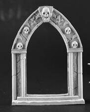 Graveyard Archway Reaper Miniatures Dark Heaven Legends Dungeon Terrain Doorway