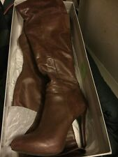 Jessica Simpson Audrey Chocoholic Over The Knee Boots Retail $210