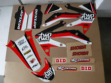 F X  TEAM 22 RACING  HONDA GRAPHICS CRF450R  2005 2006 2007 2008