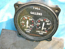 ww2 raf mosquito fuel gauge good condition