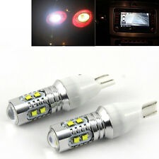 2PC Hi-Power T15/ 921/912/906 White 50W Cree LED Bulb Reverse/Brake/Signal Light
