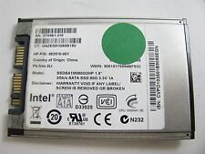 "HP 597826-001 80GB 1.8"" Laptop Internal SATA Solid State Hard Drive SSD"