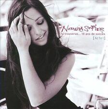 Tu Trouveras. 10 Ans De Succès, Acte 1 by Natasha St-Pier (CD, 2009, Tandem.Mu)