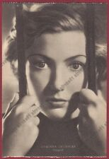 CORINNE LUCHAIRE 01 ATTRICE ACTRESS ACTRICE CINEMA MOVIE - FRANCE Cartolina 1939