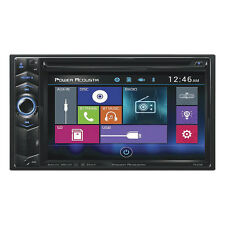 "Power Acoustik PD-624B Car Stereo w/Bluetooth, DVD, AM/FM 6.2"" D.Din"