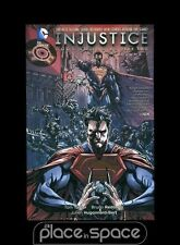 INJUSTICE GODS AMONG US YEAR TWO VOL 1 - HARDCOVER GRAPHIC NOVEL