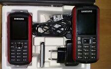 SAMSUNG GT-B2100 OVP NEUw. - Ohne Simlock, Scarlet Red Handy OUTDOOR !!