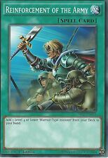 YU-GI-OH: REINFORCEMENT OF THE ARMY - SR02-EN031 - 1st EDITION