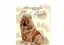 Chow Chow   EMBROIDERED  Pooch Patch